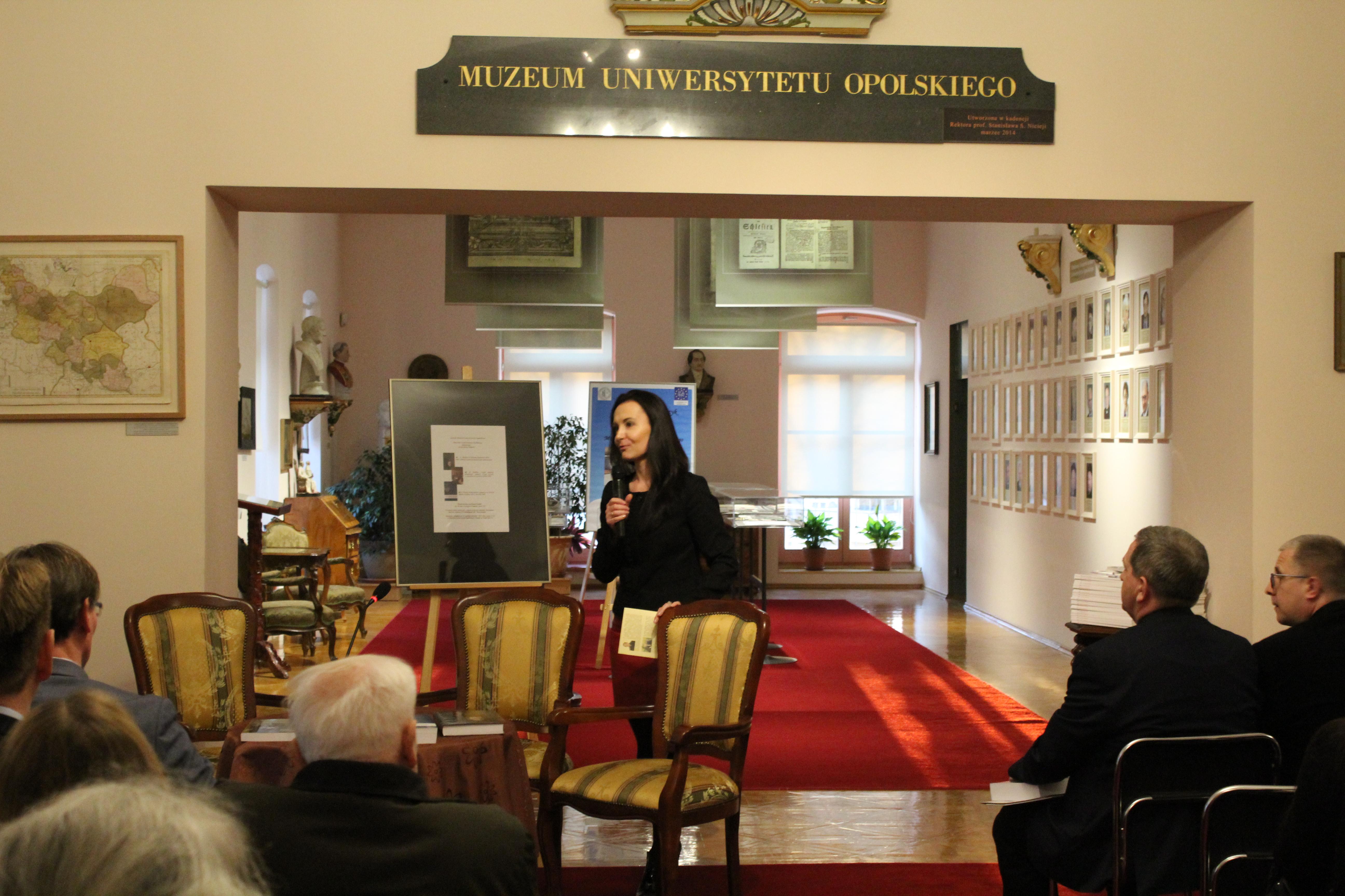 Promocja książek pracowników naukowych Instytutu Historii, 10 grudnia 2019 r.